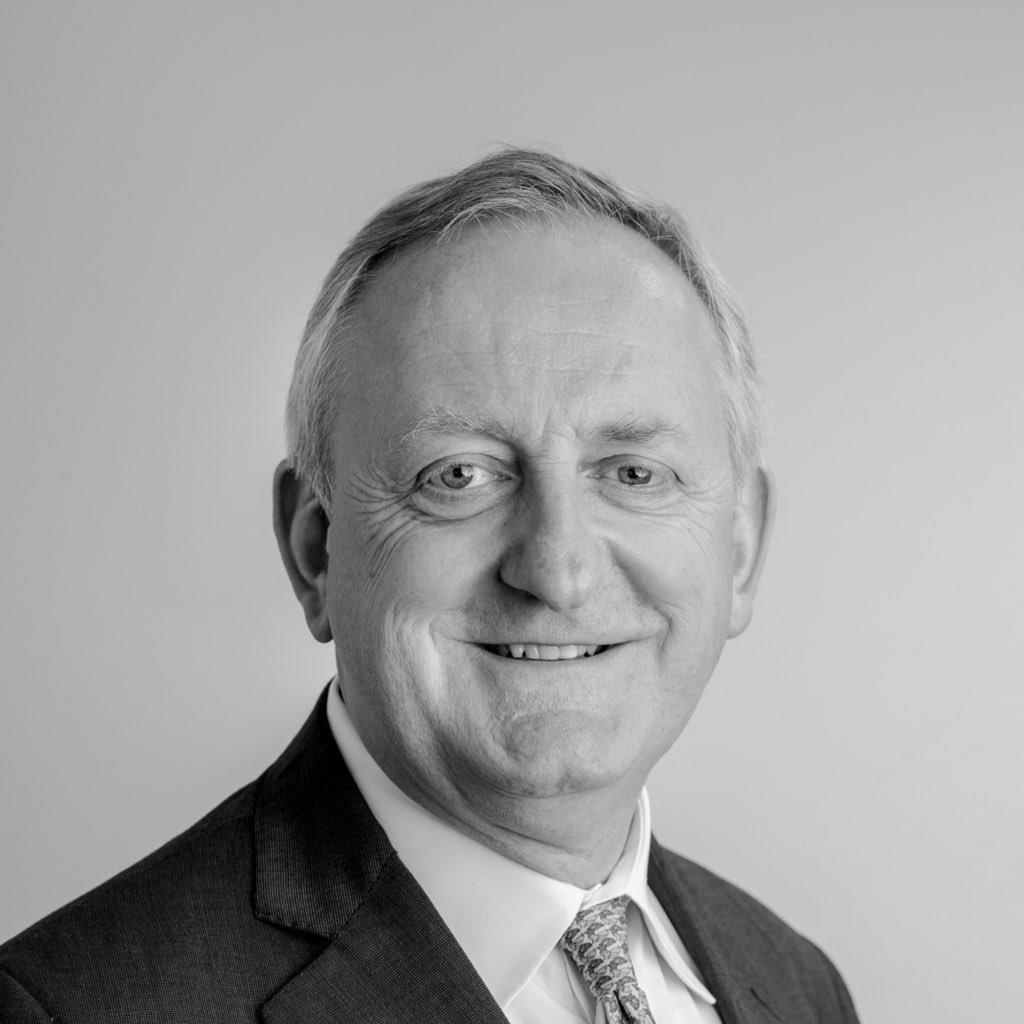Lord Mayor Peter Estlin Photo